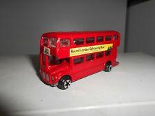 BUS LONDON SIGHTSEEING TOUR MODELLE BUS