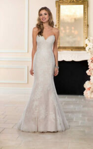 Wedding Dress by Stella York Style 6460