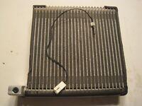03-08 Infiniti FX35 FX45 A/C air conditioner evaporator coil radiator w/ valve