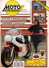 MOTO COLLECTION  1 VINCENT 1000 HRD JAPAUTO CB 750 Four SUZUKI GT 500 T20 T500