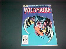 WOLVERINE #2 LIMITED 9.9 MINT WHITE PAGES