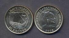 DENMARK 20 Kroner  2008 Comm.tive Havhingsten  UNC