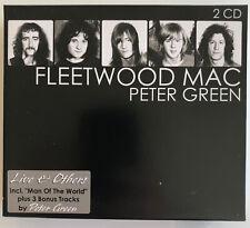 Fleetwood Mac Peter Green - Live & Others - 2 CD Box-Set