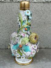 Ancienne bouteille porcelaine Meissen ? Porcelain bottle porzelain flasche