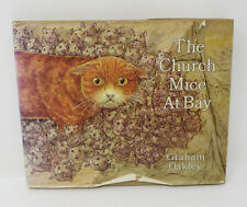 The Church Mice at Bay Graham Oakley HB/DJ 1979 1st American Edition
