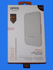 100%GENUINE Gear4 BLACK D3O Oxford Protective Case IC7031D3 ROSE for iPhone 7