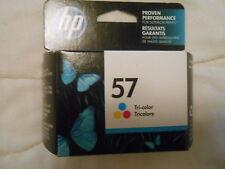*NEW*  HP PRINTER CARTRIDGE   57 TRI-COLOR