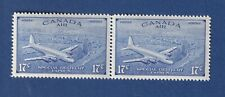 Canada # CE4 , 17c Pair, VFmnh, Air Mail Special Delivery CV $22.50
