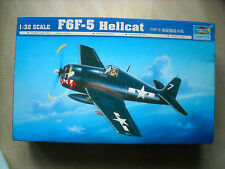 Trumpeter 1/32- F6F-5 HELLCAT