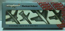 Martinair Holland, 747,DC 10, Airbus,DC9, 1:600