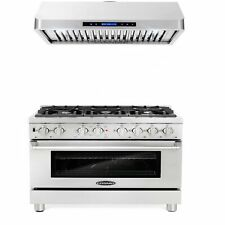Cosmo Appliances Sets A Standard For Professional Style Stainless Steel Range.