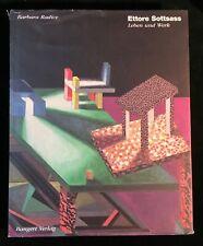 Radice: Ettore Sottsass. Leben und Werk_MEMPHIS BITOSSI POLTRONOVA ESPRIT_#134