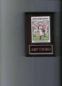 LARRY FITZGERALD PLAQUE ARIZONA CARDINALS NFL FOOTBALL   C