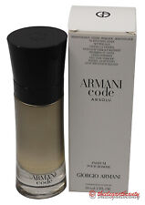 Armani Code Absolu Tster Parfum Pour Homme 2.0oz /60ml Spray New In Tster Box