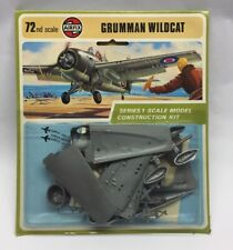 ** AIRFIX - 1/72 - GRUMMAN WILDCAT