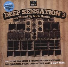 Deep Sensation 3 (SEALED 2xCD) Nick Harris Steve Bug Alexkid Shara Nelson Scope