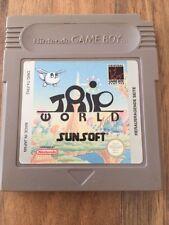 Game Boy GB:       TRIP WORLD     RARE!!!       FRG