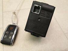 Jaguar XF X250 2008-2011 Ignition Key Start Control Unit With Key 6W8311572AJ