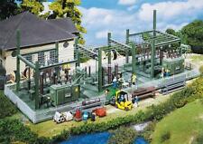 Faller HO Scale Building/Structure Kit Transformer Station/Power Substation