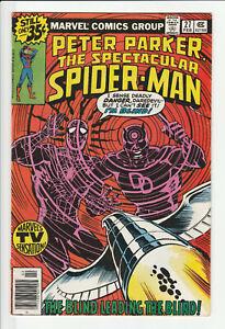 Peter Parker Spectacular Spider-Man #27 - 1st Frank Miller Daredevil + Extras