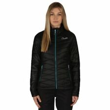 Abrigos y chaquetas de mujer de color principal negro de poliamida