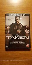 Taken Region 2 DVD New & Sealed