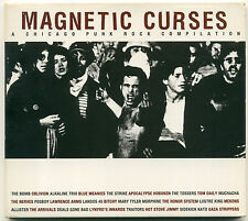 MAGNETIC CURSES Chicago Punk Rock Compilation; 2001 CD Thick Records