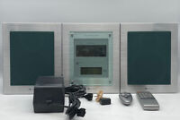 Nakamichi SoundSpace 5: 3-CD Changer Stereo Audio Sys AM/FM Radio MusicBankWork