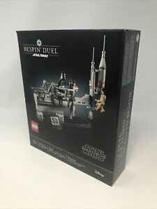 LEGO Star Wars 75294 Bespin Duel Empire Strikes Back 40th Anniversary - IN HAND!