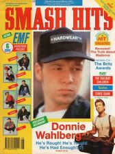 Smash Hits 1st Edition Music, Dance & Theatre Magazines