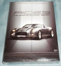 Rides - The Complete First Season (DVD, 2004, 6-Disc Set) Brand New!
