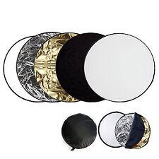 5in1 Faltreflektor Reflektor Studioreflektor Set für Fotostudio Diffusor Tasche
