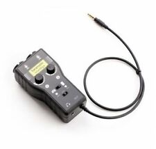 Saramonic SmartRig+ 2-Kanal XLR/3.5mm Audio Mixer Adapter f. DSLR Smartphone
