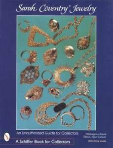 Vintage Sarah Coventry Jewelry Collector ID Guide Rhinestone Costume