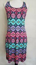 Lascana for Venus Beach Womens Tank Dress Size M Multi-Color Print NWT