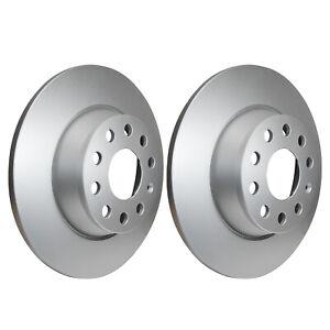Rear Brake Discs 282mm 54408PRO fits VW JETTA 1K2, Mk3 2.0 TFSI 2.0 TDI