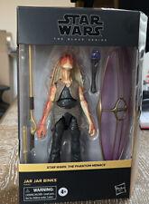 Hasbro Star Wars The Black Series Jar Binks 6 inch Action Figure