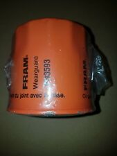Fram PH3593 Oil Filter