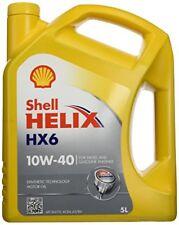 Aceite lubricante coche Shell Helix Hx6 10w40 5ltrs