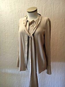 Tunika-Bluse von Herzensangelegenheit -Seide - Größe 36 - gebraucht