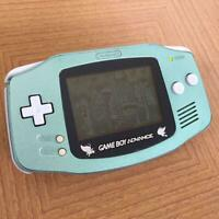 Pokemon Celebi Green LIMITED EDITION GAMEBOY ADVANCE CONSOLE GBA Nintendo