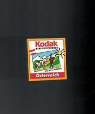 Kodak Mini-Reiseführer Österreich - Minibuch  - 1996