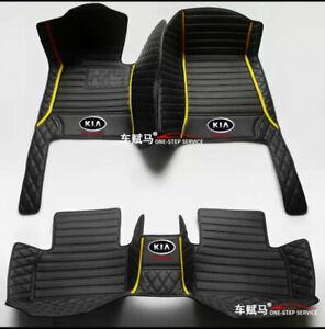 For kia-Forte-Niro-Optima-Rio-Sorento-Soul-Stinger-Sportage-Niro-Car Mats New