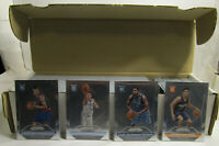 2015-16 Prizm Basketball Complete Set #1-400 Booker, Towns, Jokic Rookies & More
