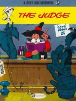 Lucky Luke 24 : The Judge, Paperback by Morris, Brand New, Free shipping in t...