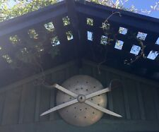 More details for large decorative scottish targe for wall - hand made replica