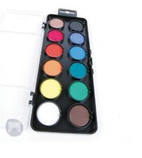 Koh-I-Noor Watercolour Box - 12 Assorted