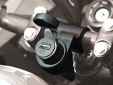 PRESA ACCENDISIGARI 12V PER MOTO + PRESA USB ESTRAIBILE CODICE P12USB