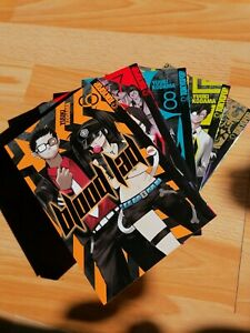 Blood Lad Band 6-10 + Schuber