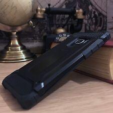 Retail Box Coverup© High Density Rugged Industrial Black Samsung Galaxy S9